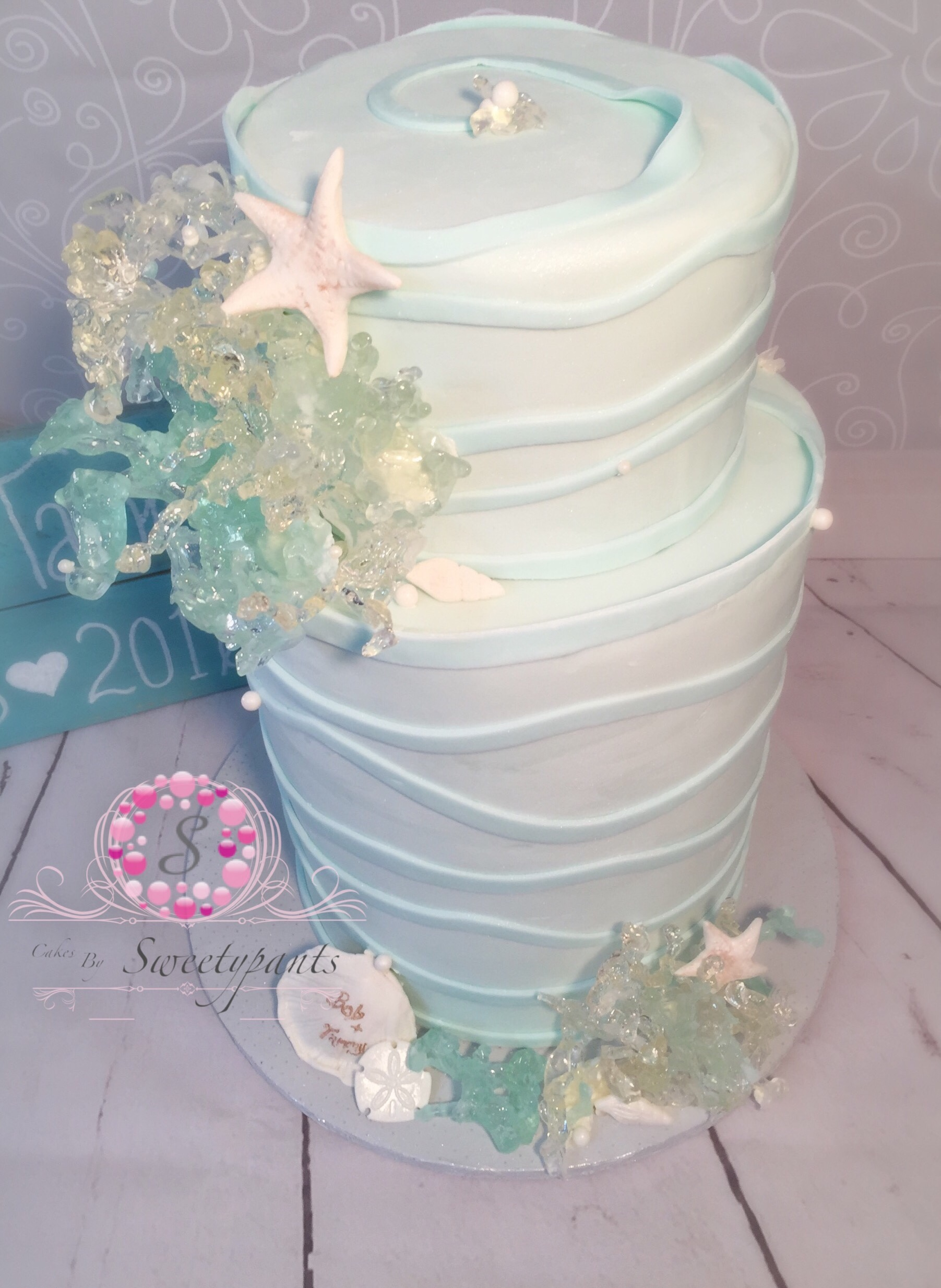 wedding cake | Cakes By Sweetypants